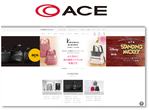 【ACE Online Store】様